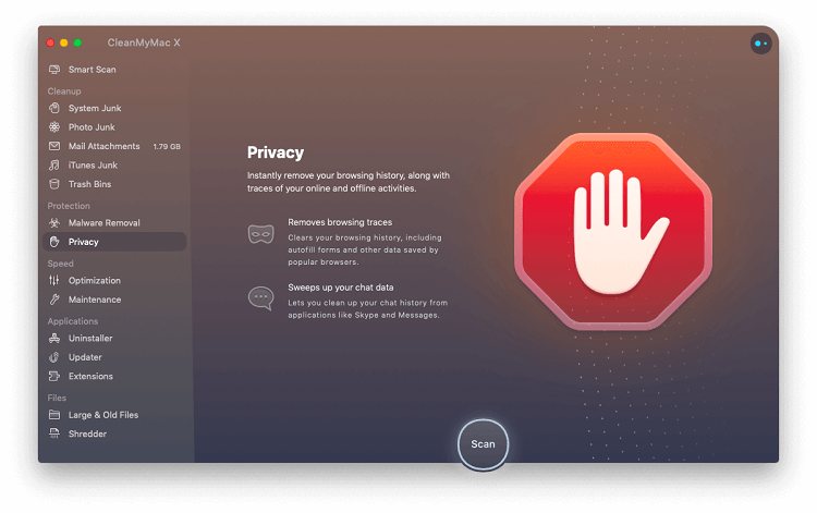 mac privacy