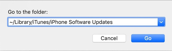 remove ios software updates