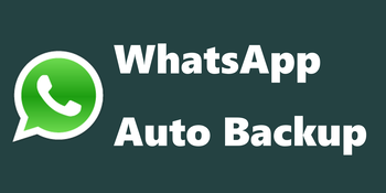 all about whatsapp auto backup