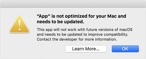 update 32 bit app