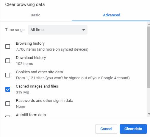 chrome setting menu on mac