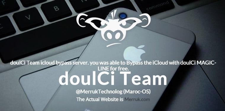 doulCi iCloud