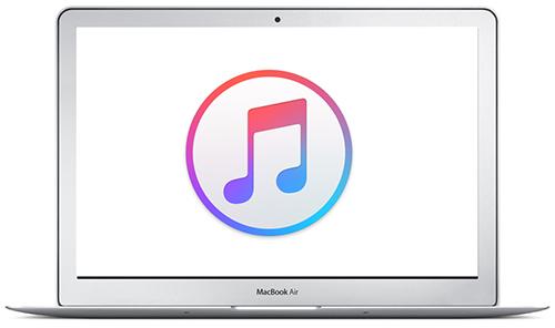 itunes cache on mac