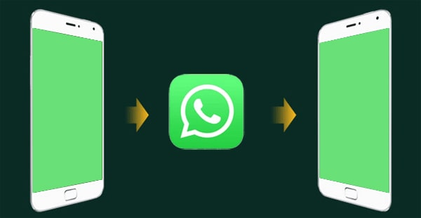 transfer whatsapp from android to huawei p smart