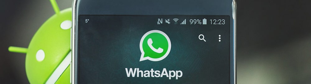 whatsapp not restoring photos for android devices