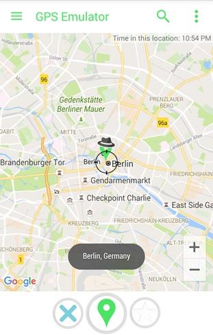 GPS Emulator to teleport in pokemon go