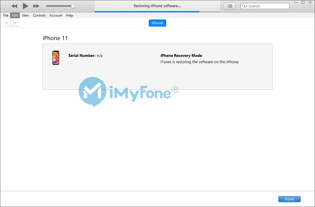 extract software to iPhone