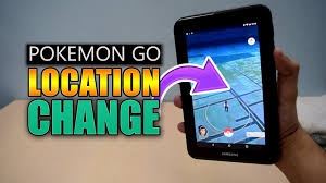 change location in Pokemon Go