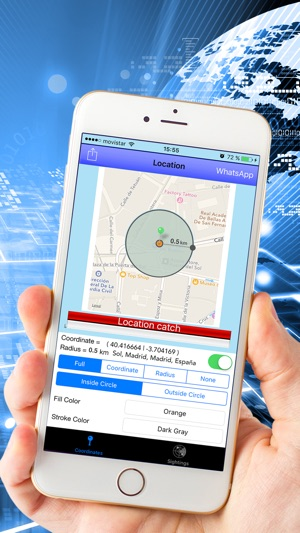Fly GPS for iPhone