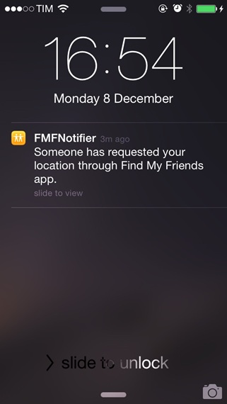 how to fake your location on find my friends