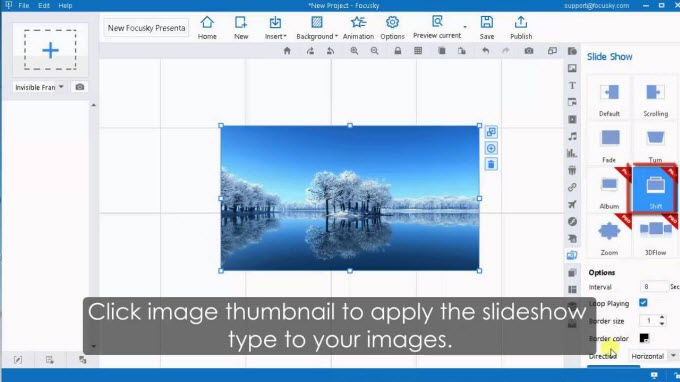 focusky slideshow maker