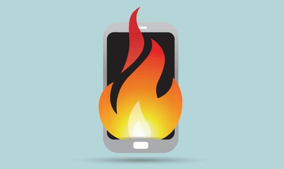 use a burner phone to stop tracking