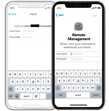 iphone ipad mdm remote management