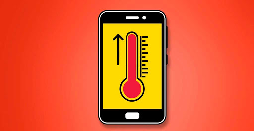 overheating of your device