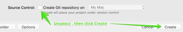 create git repository