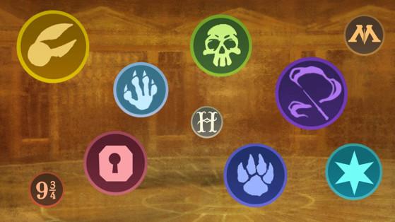 Wizards Unite traces
