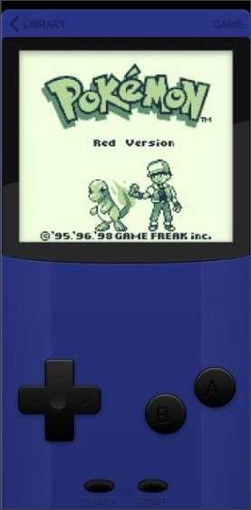 play classic pokemon game on game play color