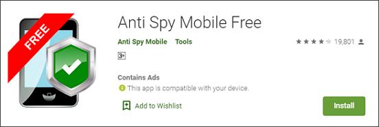 anti spy app