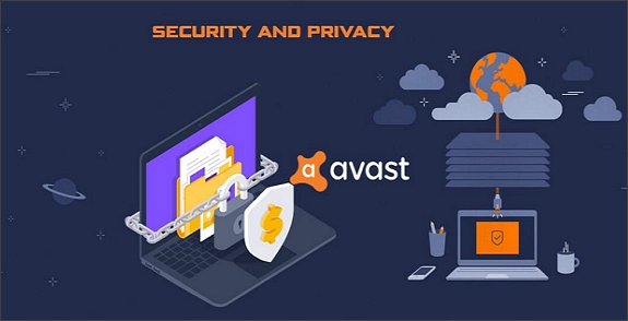 Avast anti tracking app