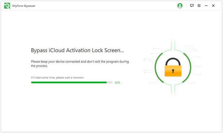 Bypassing iCloud activation lock