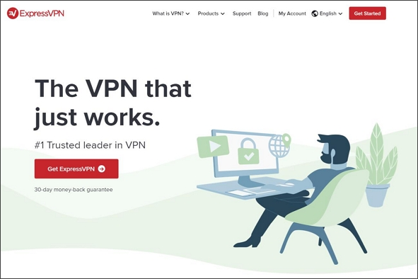 expressvpn for ios