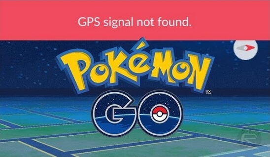 GPS signal not found on Pokemon Go