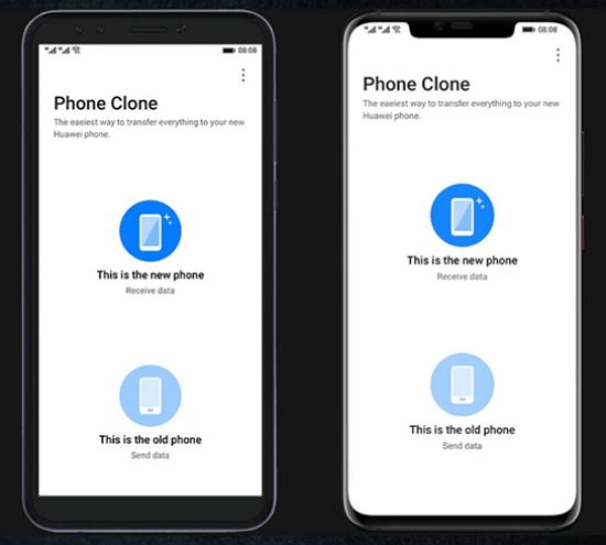 huawei phone clone app
