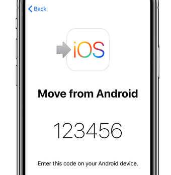 move from android code