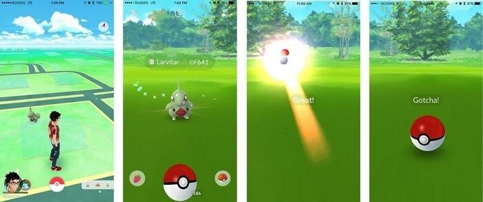 fake pokemon go gps