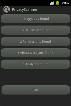 privacyscanner anti tracking software