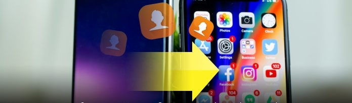 transfer contacts from one phone to another