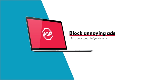 Use adblockplus to stop internet tracking on safari