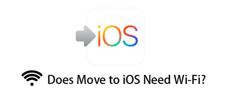 does move to iOS need Wi-Fi?