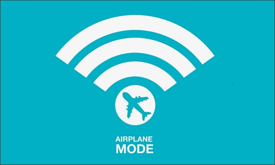 does airplane mode stop GPS tracking