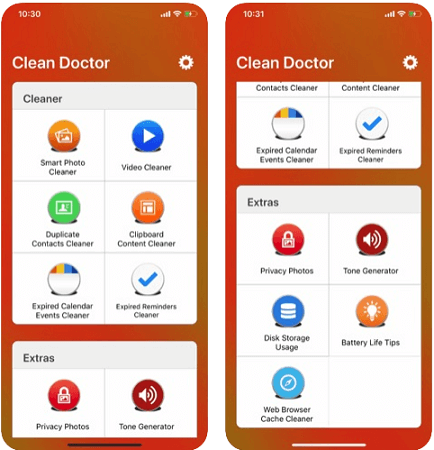clean doctor