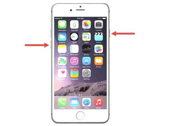 Force Restart iPhone 7