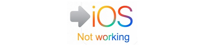 move to ios common problems