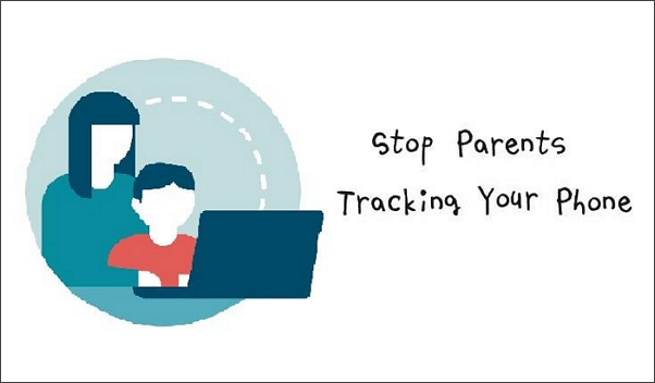 stop your phone from being tracked by your parents