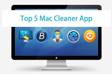 top 5 mac cleaner app