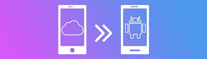 transfer from icloud to Android