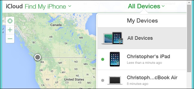 choose all device