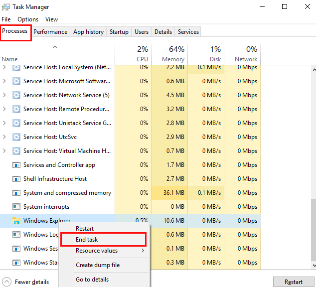 close conflict programs on task manager