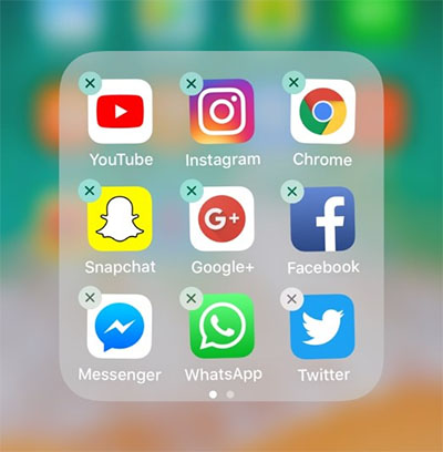 remove--apps-on-iphone