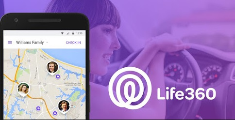 fake Life360 location