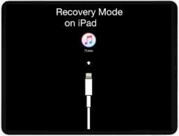 reset ipad recovery mode