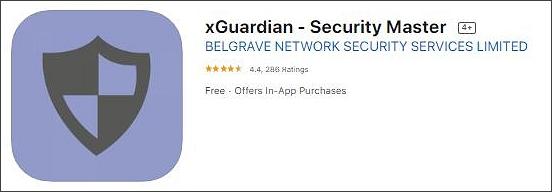 X-Guardian security master