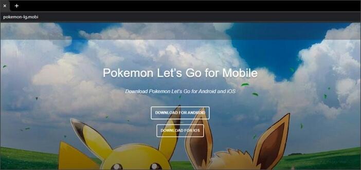 download Pokemon Let's Go for mobile