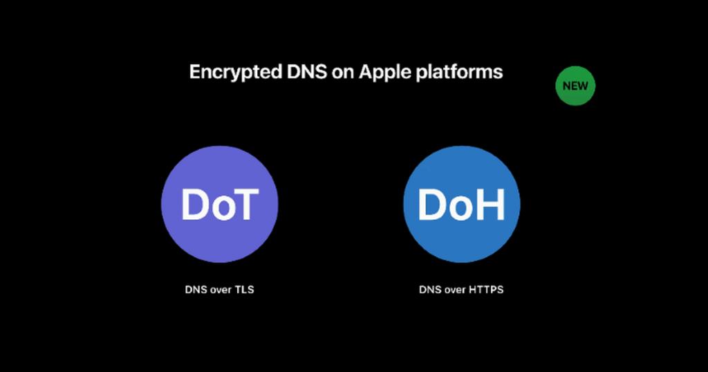 Encrypted DNS Settings