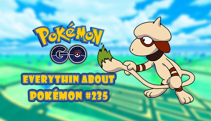 everythings about Pokemom 235