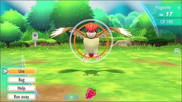 catch more pokemons